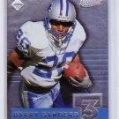Barry Sanders 1999 Collector's Edge Supreme T3 #T3-14 Lions HOF