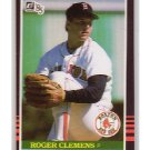 Roger Clemens RC 1985 Donruss #273 Red Sox, Yankees Rookie