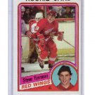 Steve Yzerman RC 1984-85 Topps #49 Detroit Red Wings HOF Rookie