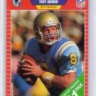 Troy Aikman RC 1989 Pro Set RC #490 Cowboys HOF