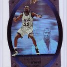 Shaquille O'Neal 1996-97 SPx #35 Lakers, Magic Shaq