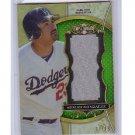 Adrian Gonzalez #/18 2013 Topps Triple Threads Game-Used Memorabilia #TTUJR-AG03 Dodgers