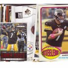 Ben Roethlisberger Lot of 20 Cards (all different) Steelers