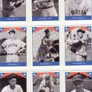 1987 TCMA Baseball's Greatest Teams 1946 Boston Red Sox (9) Williams