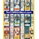 2013 Panini Contenders Football Complete Veteran Set (100) Manning, Luck, Brady