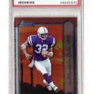 Edgerrin James RC 1999 Bowman Interstate #161 PSA 8 Colts