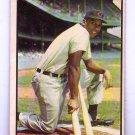 Luke Easter 1953 Bowman Color #104  Cleveland Indians