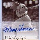 Bill Skowron 2004 Upper Deck Yankees Classics Classic Scripts #AU-1 Autographed