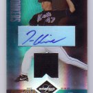 Tom Glavine #01/25 Auto 2004 Leaf Limited Monikers Autographed Materials #154 Mets, Braves, HOF