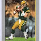 Aaron Rodgers RC 2005 Turkey Red #221 Green Bay Packers Rookie