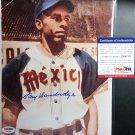 Ray Dandridge HOF Signed Autographed 8 x 10.  PSA/DNA Coa Negro Leagues