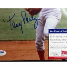 Tony Perez HOF Signed Autographed 8 x 10 photo  PSA/DNA COA Reds, Big Red Machine