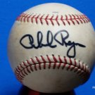 1960's Dodgers Phil Regan Signed Autographed Official Midwest League Baseball