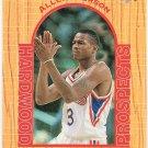 Allen Iverson RC 1996-97 UD3 #14 76ers HOF