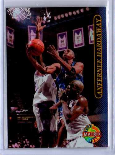 Anfernee Hardaway  1996-97 Topps Stadium Club TSC Matrix #56  Magic, Suns, Knicks