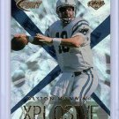 Peyton Manning 1999 Edge Fury Xplosive #10 Broncos, Colts