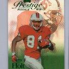 Torry Holt RC 1999 Playoff Prestige Rookie SSD Emerald #B166  Rams #/500