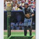 Jason Varitek RC Auto 1994 Signature Rookies Autographed Draft Picks #14 Red Sox
