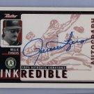 Rollie Fingers HOF 1999 UD Retro INKredible Autographs #RF Brewers, A's, HOF
