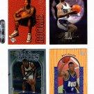 Ray Allen RC Lot (4) Celtics, Heat, Sonics, Bucks Premium Brands