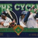 Barry Bonds 1994 Score The Cycle #TC16 Insert Giants, Pirates