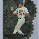 Mike Piazza 1997 Fleer Ultra Hitting Machines #6  Dodgers, Mets HOF