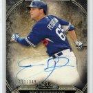 Joc Pederson Auto 2015 Topps Tier One New Guard Autographs #NGA-JPE  Dodgers #/349