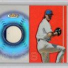 Randy Johnson HOF 2003 Topps Finest Jersey #FRJ-RJ Yankees, Diamondbacks