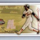 Frank Robinson HOF 2003 Fleer Fall Classic Legendary Collection Memorabilia Bat #LC/FR Orioles, Reds