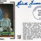 Rick Ferrell HOF Signed Autographed 1984 Stamped Hall of Fame FDC Senators Red Sox Browns PSA/DNA