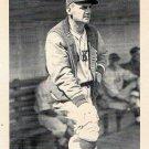 Max Carey HOF Signed Autographed Postcard Pirates Brooklyn Dodgers Robins