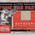 Jim Rice 2010 Panini Century Collection Blast from the Past Materials Jerseys #12 Red Sox, HOF #/250