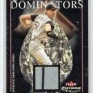 Randy Johnson HOF 2005 Fleer Platinum Diamond Dominators Red Jerseys #DD-RJ Yankees, Diamondbacks