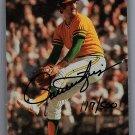 Rollie Fingers HOF 1998 Fleer Sports Illustrated HOF Autographs Brewers, A's