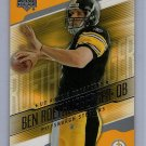 Ben Roethlisberger RC 2004 Upper Deck UD Rookie Prospects #RP-BR  Steelers