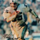 "Fred Biletnikoff HOF Signed Autographed 8 x 10"" Official NFL Photo Raiders"