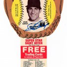 Steve Garvey Autographed Signed 1977 Pepsi Promotional Card Los Angeles Dodgers (40 Years!)