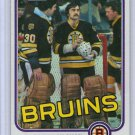 Rogatien Vachon 1981-82 Topps #74 Canadiens, Bruins, Kings HOF Rogie