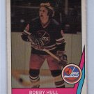 Bobby Hull 1977 O-Pee-Chee WHA #50 Jets, Chicago Blackhawks HOF