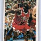 Michael Jordan 1995-96 Topps #277 Bulls HOF
