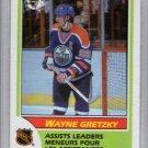 Wayne Gretzky 1986-87 O-Pee-Chee #259 Edmonton Oilers, Kings, Rangers HOF