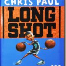 "Chris Paul Autographed Signed ""Long Shot"" Children's Book w/COA CP3 Clippers MVP"