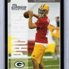 Aaron Rodgers RC 2005 Bowman #112 Rookie Card Packers
