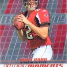 Matt Ryan RC 2008 Topps Finest Finest Moments #FM-MR Falcons Rookie Insert