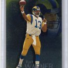 Kurt Warner RC 1999 Skybox Molten Metal #93 Rams Cardinals Rookie HOF