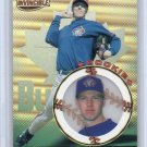 Roy Halladay RC 1999 Pacific Invincible #150 Phillies Blue Jays Rookie