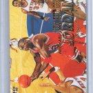 Michael Jordan 1997-98 Fleer #23 Bulls HOF