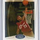 LeBron James 2004-05 Hoops Hot Prospects #54 2nd Year Card Miami Heat, Cavs