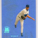 Kerry Wood 1999 Skybox Sterling Supernatural Fusion #46F Cubs