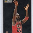 Michael Jordan 1996-97 UD Collector's Choice #389 Bulls HOF MJ
